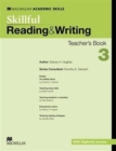 Image for Skillful reading & writingTeacher's book 3