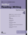 Image for Skillful reading & writingTeacher's book 4