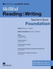 Image for Skillful Foundation Level Reading & Writing Teacher's Book & Digibook Pack