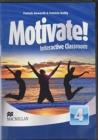 Image for Motivate! Level 4 IWB CD Rom