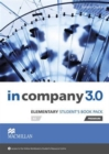 Image for In Company 3.0 Elementary Level Student's Book Pack