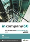 Image for In Company 3.0 Pre-Intermediate Level Student's Book Pack