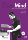 Image for Open Mind British edition Upper Intermediate Level Workbook Pack with key
