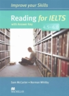 Image for Reading for IELTS  : with answer key4.5-6.0