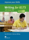 Image for Writing for IELTS  : with answer key4.5-6.0