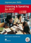 Image for Improve Your Skills: Listening & Speaking for IELTS 4.5-6.0 Student's Book with key & MPO Pack