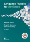 Image for Language Practice for Advanced 4th Edition Student's Book and MPO without key Pack