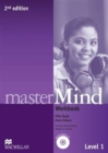 Image for masterMind 2nd Edition AE Level 1 Workbook Pack without key