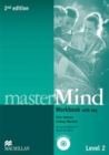 Image for masterMind 2nd Edition AE Level 2 Workbook Pack with key