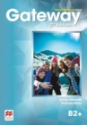 Image for Gateway 2nd edition B2+ Online Workbook Pack