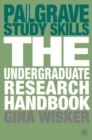 Image for The undergraduate research handbook