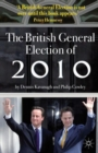 Image for The British general election of 2010