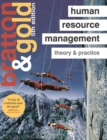 Image for Human resource management  : theory & practice