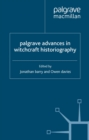 Image for Palgrave Advances in Witchcraft Historiography