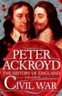 Image for The history of EnglandVolume III,: Civil war : Volume III