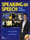 Image for Speaking of Speech New Edition Student Book Pack