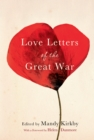 Image for Love letters of the Great War
