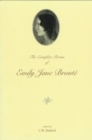 Image for The complete poems of Emily Jane Bronte