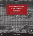 Image for A history of housing in New York City