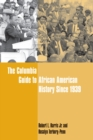 Image for The Columbia guide to African American history since 1939