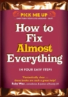Image for How to Fix Almost Everything