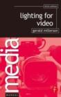 Image for Lighting for Video