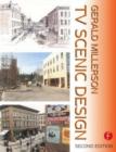 Image for T.V. scenic design handbook