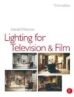 Image for Lighting for television and film
