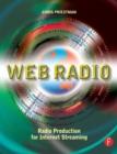 Image for Web radio  : radio production for Internet streaming