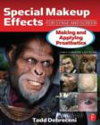 Image for Special makeup effects for stage and screen  : making and applying prosthetics