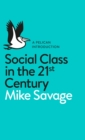 Image for Social class in the 21st century
