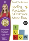 Image for Spelling, punctuation and grammar made easyAges 5-7