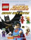 Image for LEGO DC Super Heroes Heroes Into Battle Ultimate Sticker Collection