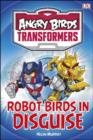 Image for Angry Birds Transformers Robot Birds in Disguise