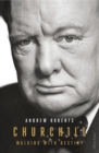 Image for Churchill  : walking with destiny