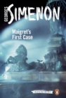 Image for Maigret's first case