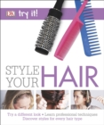 Image for Style your hair