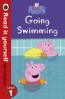 Image for Peppa Pig: Going Swimming -  Read It Yourself with Ladybird Level 1