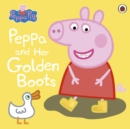 Image for Peppa and her golden boots