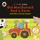 Image for Old macdonald had a farm and other classic nursery rhymes