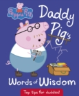Image for Daddy Pig's words of wisdom