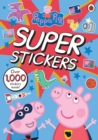 Image for Peppa Pig Super Stickers Activity Book