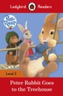 Image for Peter Rabbit goes to the treehouse