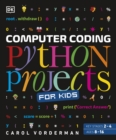 Image for Computer coding Python projects for kids