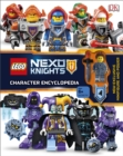 Image for LEGO NEXO KNIGHTS Character Encyclopedia : Includes Exclusive Clay Minifigure