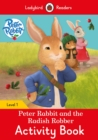 Image for Peter Rabbit and the Radish Robber Activity Book - Ladybird Readers Level 1