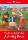 Image for Peter Rabbit: The Peter Rabbit Club Activity Book - Ladybird Readers Level 2