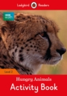 Image for BBC Earth: Hungry Animals Activity Book - Ladybird Readers Level 2