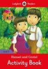 Image for Hansel and Gretel Activity Book - Ladybird Readers Level 3