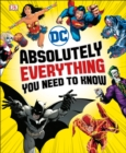 Image for DC - absolutely everything you need to know
